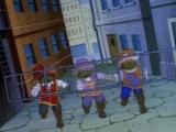 Черепашки мутанты ниндзя 3 Сезон 16 серия  (1989) flyfix