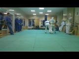 Тренировочные бои в клубе Варяг-02.02.2012